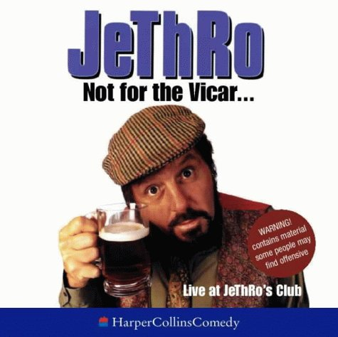 9780007106042: Not for the Vicar (HarperCollins Audio Comedy)