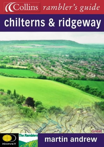 9780007106189: Chilterns and Ridgeway