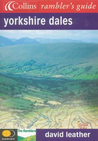 9780007106196: Collins Rambler's Guide - Yorkshire Dales (Collins Ramblers' Guides)