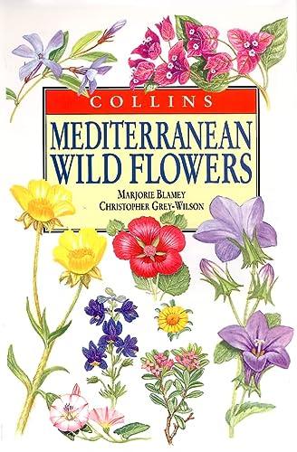 9780007106226: Collins Mediterranean Wild Flowers