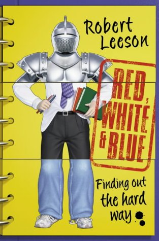 9780007106257: Red, White and Blue: Finding Out the Hard Way