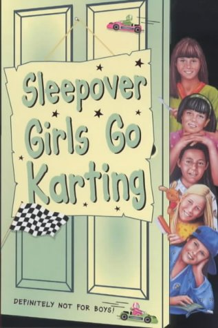 9780007106295: The Sleepover Club (39) - Sleepover Girls Go Karting