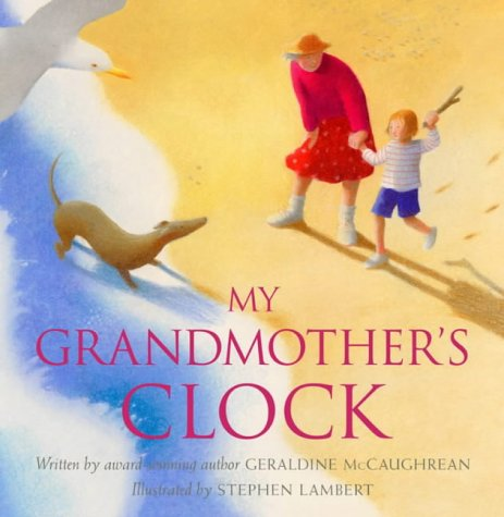 9780007106516: My Grandmother's Clock