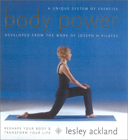 9780007106974: Pilates Body Power