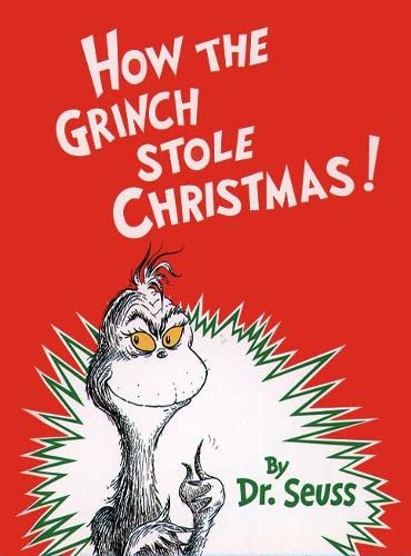 How the Grinch Stole Christmas: Mini Edition (Dr Seuss)