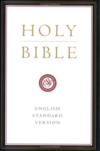 9780007107483: Holy Bible: English Standard Version (ESV): ESV Popular Classic (Bible Esv)