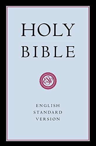 9780007107506: Bible: ESV Popular Classic