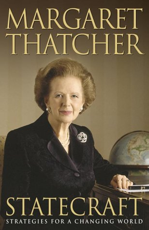 Statecraft (0007107528) by Margaret Thatcher