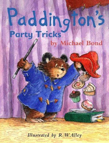 9780007107643: Paddington's Party Tricks (Paddington library)