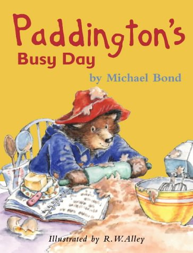 9780007107674: Paddington's Busy Day
