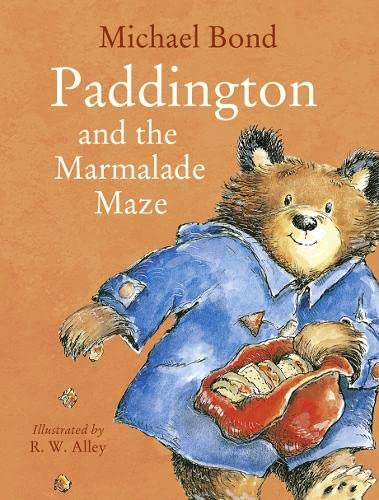 9780007107681: Paddington and the Marmalade Maze