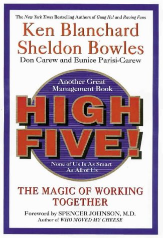 9780007108213: High Five: The Team Building Book for the 21st Century