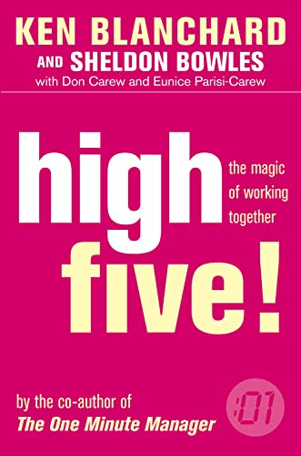 9780007108220: High Five (The One Minute Manager)