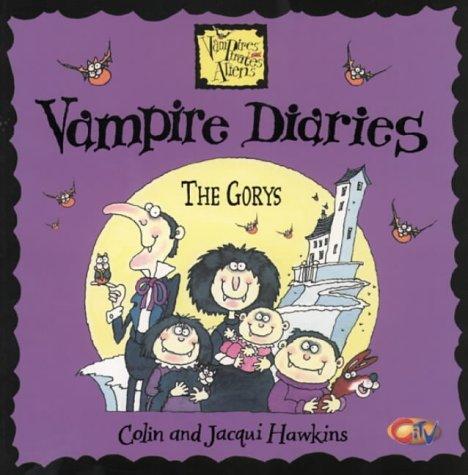 9780007108534: Vampire Diaries (Vampires, pirates, aliens)