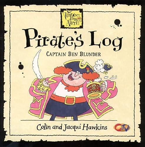 Pirate's Log (Vampires, pirates, aliens): Hawkins, Colin, Hawkins,