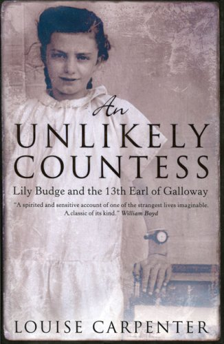 9780007108800: An Unlikely Countess: Lily Budge and the 13th Earl of Galloway