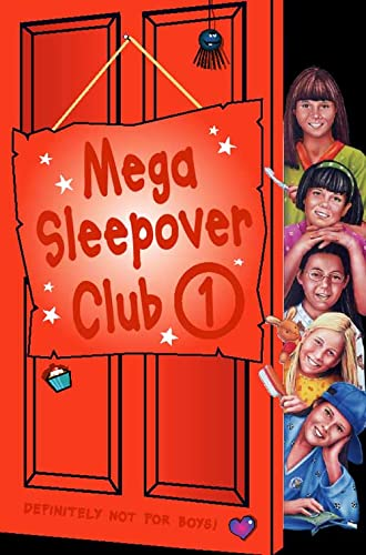 """9780007109029: Mega Sleepover: """"The Sleepover Club at Frankie's"""", """"The Sleepover Club at Lyndsey's"""", """"The Sleepover Club at Felicity's"""" No. 1"""