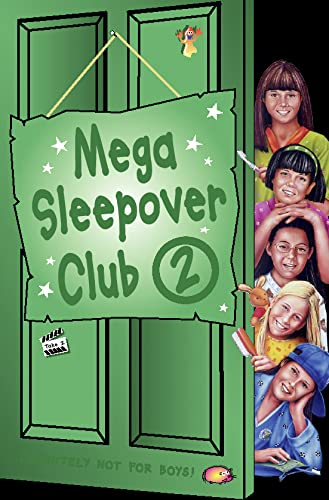"9780007109036: The Sleepover Club - Mega Sleepover Club 2: ""The Sleepover Club at Rosie's"", ""The Sleepover Club at Kenny's"", ""Starring the Sleepover Club"": ""The ... Kenny's"", ""Starring the Sleepover Club"" No.2"