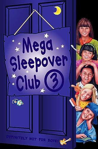 "9780007109043: Mega Sleepover: ""The Sleepover Girls Go Spice"", ""The 24 Hour Sleepover Club"", ""The Sleepover Club Sleep Out"" No. 3"