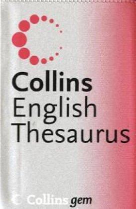 9780007109173: Thesaurus in A?Z Form (Collins Gem)