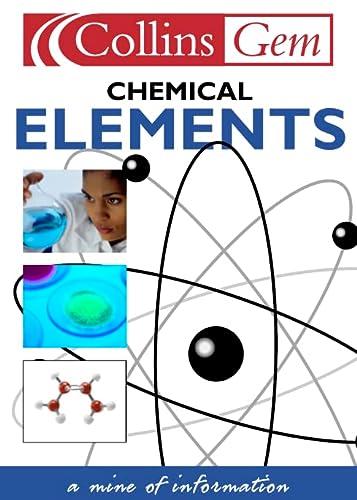 9780007109357: Collins Gem Chemical Elements