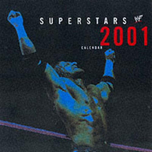 9780007109395: Wwf Superstars 2001 Calendar