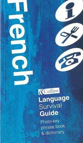 9780007109418: Collins French Language Survival Guide CD Pack: A Visual Phrasebook and Dictionary (Collins Language Survival Guide)