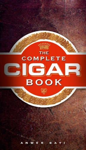 The Complete Cigar Book (0007109482) by Bati, Anwer