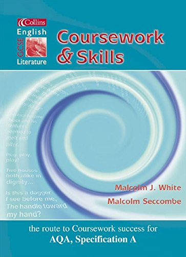 9780007109630: Collins GCSE English and Literature Coursework and Skills Student Book (Collins GCSE English & Literature)