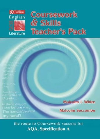 9780007109647: Collins GCSE English and Literature - Coursework and Skills Teacher's File