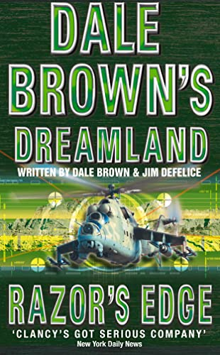 9780007109685: Razor's Edge (Dale Brown's Dreamland, Book 3)