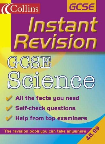 9780007109739: GCSE Science (Instant Revision)