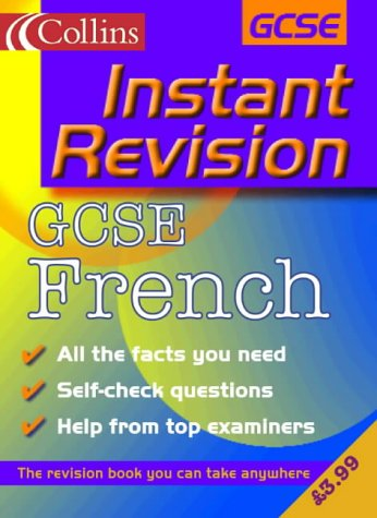 9780007109746: Instant Revision - GCSE French