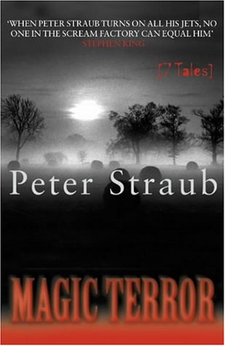 MAGIC TERROR - SIGNED: Straub peter
