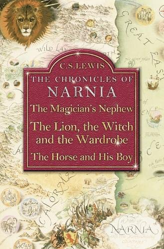 """The Magician's Nephew: WITH """"The Lion, the: Lewis, C. S."""
