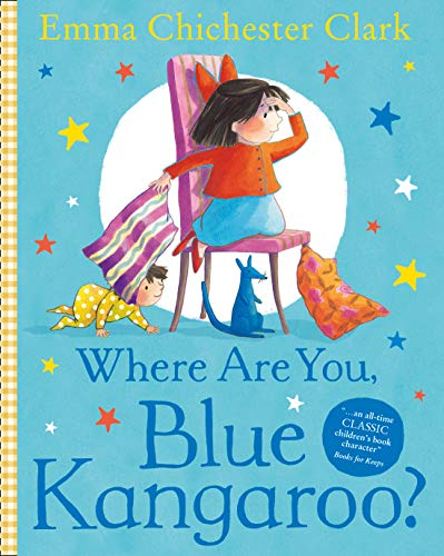 9780007109968: Where Are You, Blue Kangaroo?