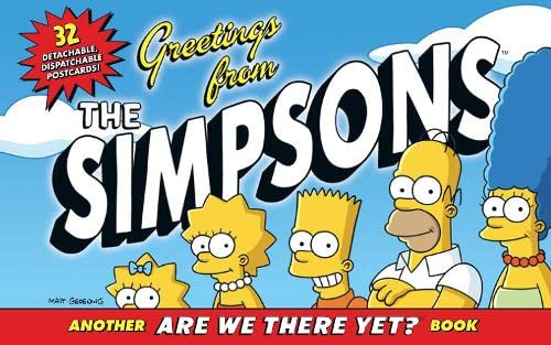 9780007110148: Greetings from the Simpsons