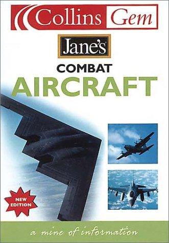 9780007110254: Combat Aircraft (Collins Gem)