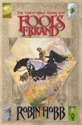 9780007110568: Fool's Errand (The Tawny Man Trilogy, Book 1): No. 1