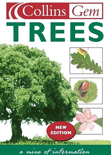9780007110742: Trees (Collins Gem)