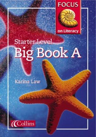 9780007110957: Focus on Literacy ? Starter Level Big Book A: Big Book Reception year A