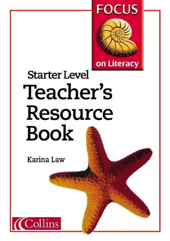 9780007110971: Focus on Literacy - Starter Level Teacher's Resource Book: Teacher's Book Reception year
