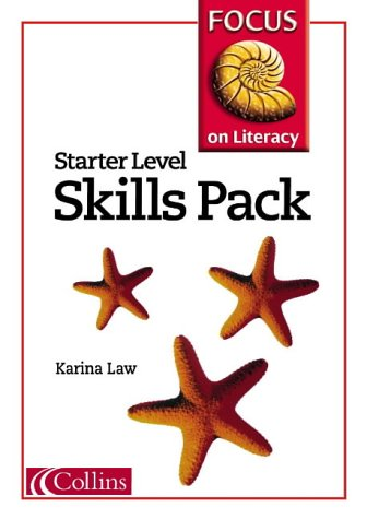 9780007110988: Focus on Literacy - Starter Level Skills Pack: Photocopy Master Pack Reception year
