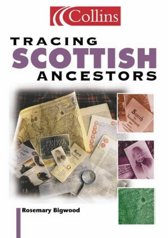 9780007111022: Tracing Scottish Ancestors (Collins pocket reference)