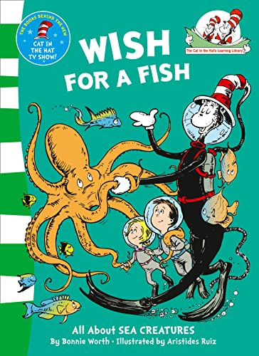 9780007111084: Wish for a Fish (Cat in the Hat's Learning Library)