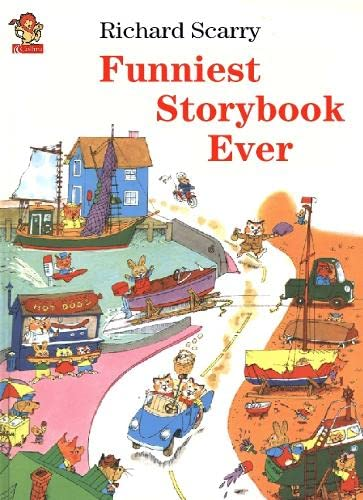 9780007111428: Funniest Storybook Ever