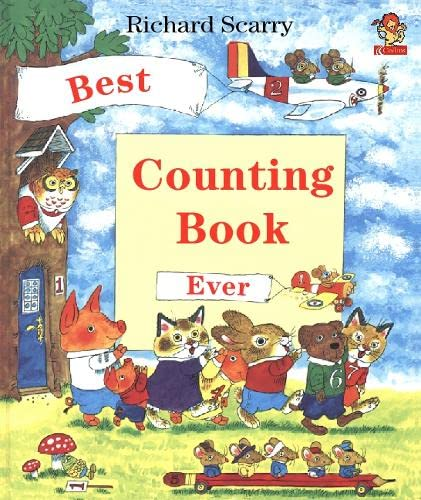9780007111473: Best Counting Book Ever