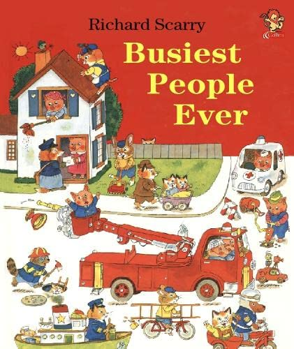 9780007111510: Busiest People Ever