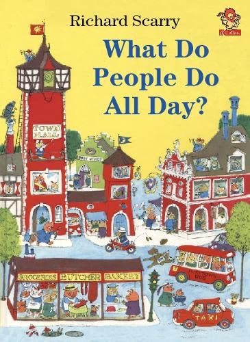 9780007111589: What Do People Do All Day?