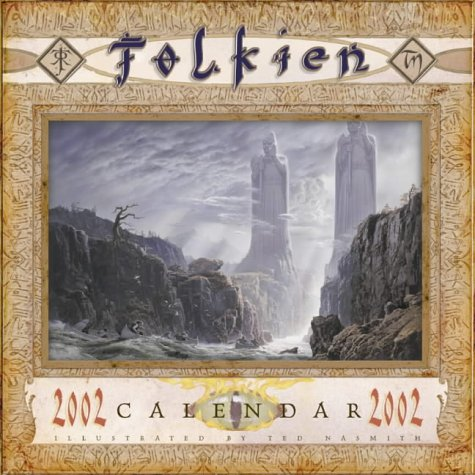 9780007111893: Tolkien Calendar 2002: The Fellowship of the Ring